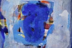 Petite peinture carre XVII Akrylmaleri 20x20 cm 1900 mr