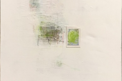 Spring 2 Akrylmaleri (30x30 cm) kr 2500 ur