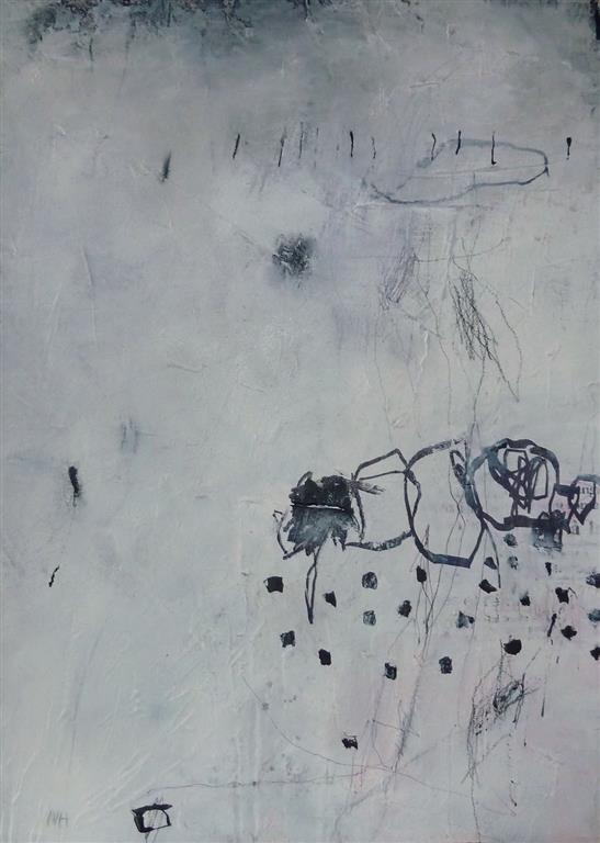 Ant 2 Akrylmaleri 58x41,5 cm 9000 mr