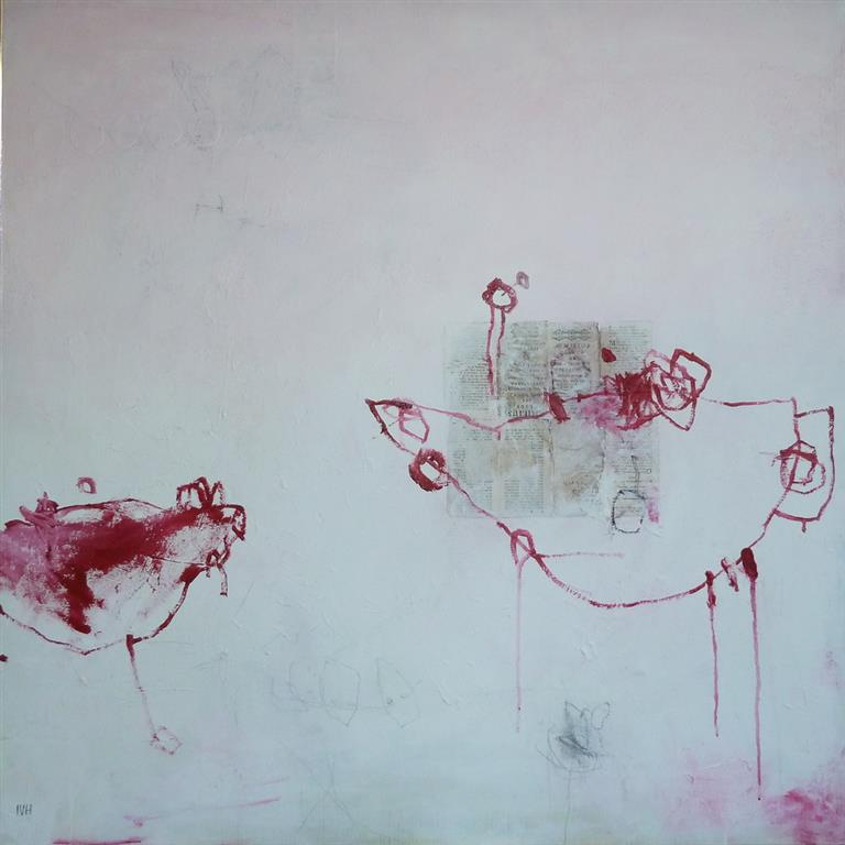 ZT001 Akrylmaleri 100x100 cm 10000 ur