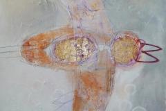 Bird Akrylmaleri 60x70 cm 7000 mr