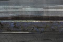 Kongevei I Akrylmaleri/trykk (50x50 cm) kr 15000 mr