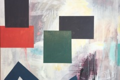 Nr. 5 Akrylmaleri (100x100 cm) kr 12000 ur