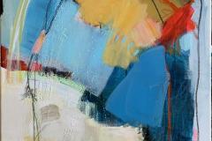 Concept-003 Akrylmaleri (80x60 cm) kr 8000 ur