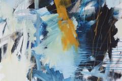 Perfect Memory Akrylmaleri (120x100 cm) kr 17000 ur