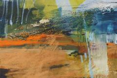 Untitled-327 Akrylmaleri (30x30 cm) kr 2000 ur