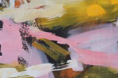 Untitled-81 Akrylmaleri (50x50 cm) kr 4500 ur