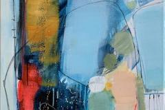 Concept 004 Akrylmaleri (80x60 cm) kr 7000 ur