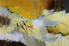 Revelation 5 Akrylmaleri (100x150 cm) kr 18000 ur