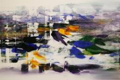 Strandtaake Akrylmaleri 70x70 cm 8000 mr