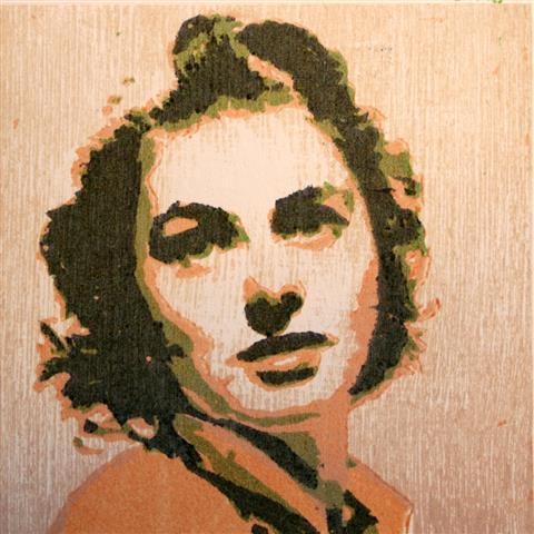Ingrid Tresnitt 11x11 cm 500,-kr u.r.