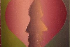 Par I Tresnitt 11x11 cm 500,-kr u.r.
