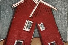 Soevn Tresnitt 11x11 cm 500,-kr u.r.