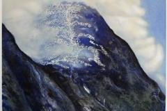 Vårbrud I Litografi (57x39 cm) kr 3000 ur