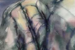 Knauser II Akvarell 50x36 cm 2800 mr