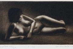 I ro Mezzotint 8x14,5 cm 800 ur