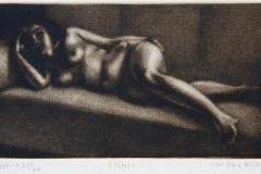 I sofaen Mezzotint 8x14,5 cm 800 ur