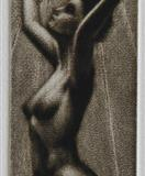 Livskraft Mezzotint 18,5x4,5 cm 1200 ur