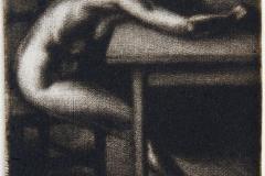 Nattetanker Mezzotint 8x7,5 cm 600 ur