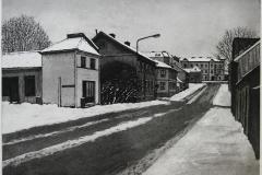 Vintermorgen Etsning 29,5x38,5 cm 1000 ur
