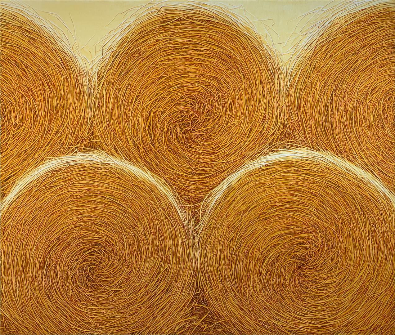 Antoniy Sofev Solrytmer Oljemaleri (110x130 cm) kr 18500 ur