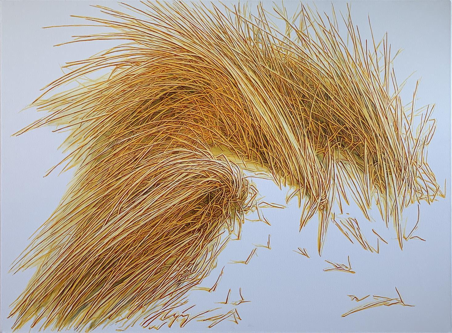 Antoniy Sofev Sunny rhythm III Oljemaleri (90x120 cm) kr 16500 ur