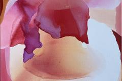 Annette Bryne Farge og flyt V Akrylmaleri (60x60 cm) kr 6000 ur