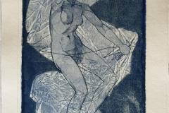 Bethoven Pathetique Etsning (48x29 cm) kr 3200 ur