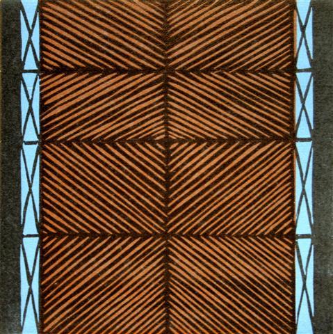 Mot centrum II Tresnitt 16x16 cm 900,-kr u.r.