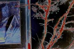 Ingen hjemme Digiprint (40x40 cm) kr 1400 ur