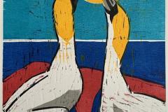 Sulepar Tresnitt (41x27 cm) kr 2500 ur