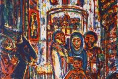 Anno Domini 995 Litografi 40x27 cm 1500 ur