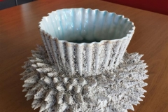 Sandstøpt form Keramikk (H16,5 x  Ø21 cm) kr 2200