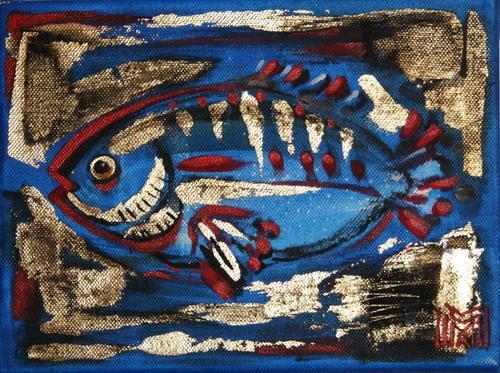 Blaa fisk