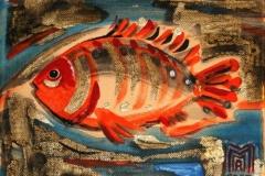 Fargerik fisk