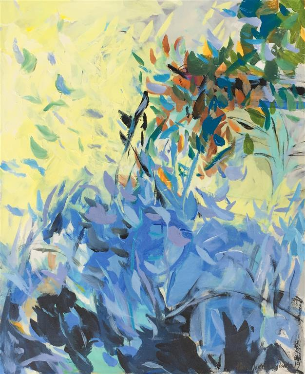 Lysning 19 Akrylmaleri (60x50 cm) kr 6100 ur