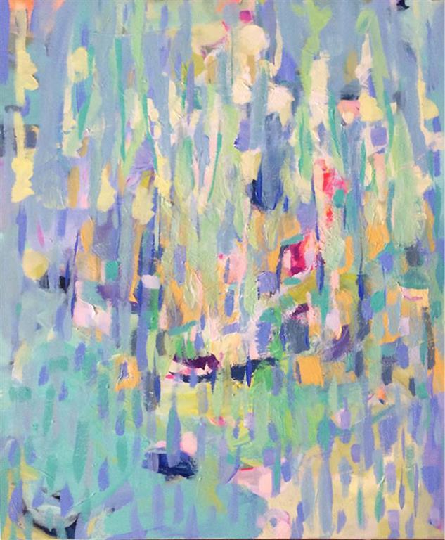 Strimmer Akrylmaleri (60x50 cm) kr 6100 ur