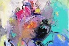 Glede 19 Akrylmaleri (60x50 cm) kr 6200 ur