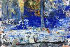 Glimt av Klimt - 21a Mixed media (70x50 cm) kr 7000 ur