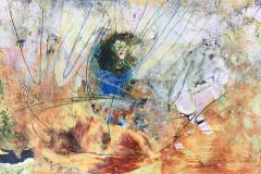 Glimt av Klimt - 21b Mixed media (32x50 cm) kr 4500 ur
