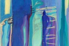 Lengsel 15 Akrylmaleri (60x50 cm) kr 6500 ur