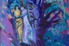 Samhold 19 Akrylmaleri (50x40 cm) kr 6100 ur
