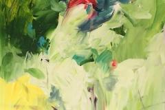Vårdrag 19 Akrylmaleri (60x50 cm) kr 6100 ur