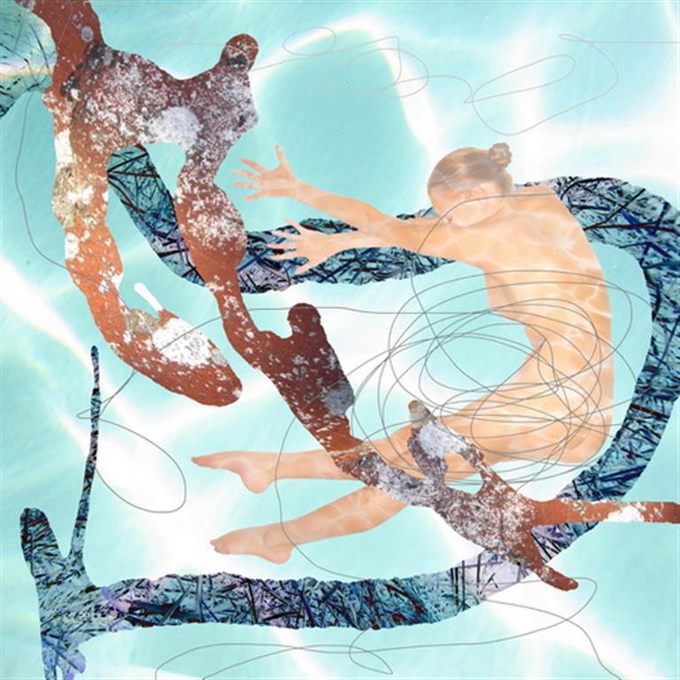 Pool Digigrafikk (75x75 cm) kr 10000 ur