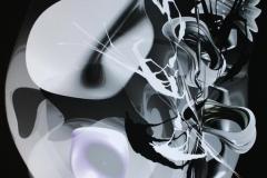 Flow Membrance, B&W Digigrafikk (75x58 cm) kr 7500 ur
