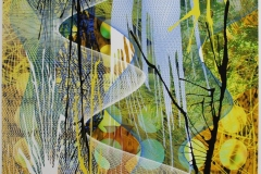 Forest XI Digigrafikk (44x44 cm) kr 5000 ur
