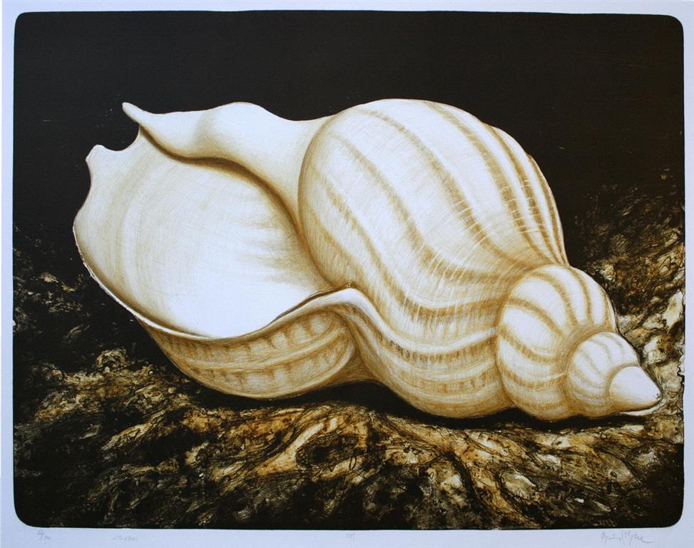 OM Litografi (49x65 cm) kr 3500 ur