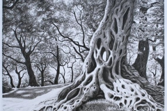 Pelekas Litografi (58,5x43 cm) kr 3500 ur