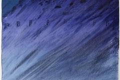 Her staar ei aapen kjerka Litografi 70x53 cm 6000 ur