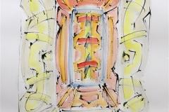 Ikon IV Akvarell (62x43 cm) kr 7500 ur